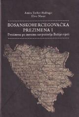 Bosanskohercegovačka prezimena I