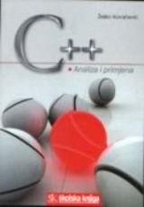 C++ ANALIZA I PRIMJENA, priručnik s CD-om za učenike 1. - 4. razred