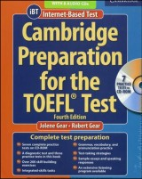 Cambridge Preparation for the TOEFL - Test Audio CDs (Cambridge Preparation for the TOEFL Test)