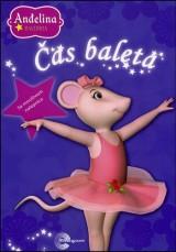 Anđelina balerina - Čas baleta - Sa mnoštvom naljepnica