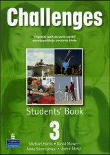 Challenges Students Book 3