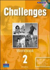 Challenges 2 Workbook and CD-ROM Pack