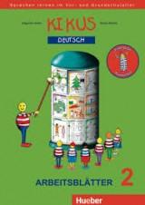 KIKUS Deutsch Arbeitsblätter 2 (4 bis 7 Jahre), Sprachen lernen im Vor- und Grundschulalter