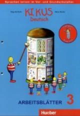 KIKUS Deutsch Arbeitsblätter 3 (5 bis 10 Jahre), Sprachen lernen im Vor- und Grundschulalter