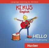KIKUS Audio-CD Hello: Sprachen lernen im Vor- und Grundschulalter