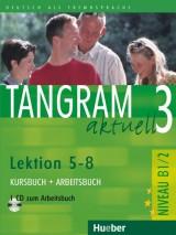 Tangram aktuell 3 - Lektion 5-8, Niveau B1/2 KB, AB + CD-e