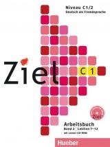 Ziel C1/2 - Arbeitsbuch mit Lerner-CD-ROM, Lektion 7-12