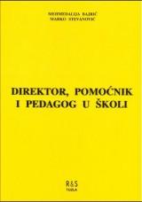 Direktor, pomočnik i pedagog u školi