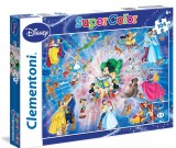 Disney Family - 104 Puzzle SuperColor