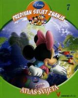Disney Predivan svijet znanja 7 - Atlas svijeta