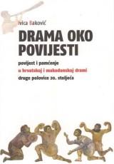 Drama oko povijesti - Povijest i pamćenje u hrvatskoj i makedonskoj drami druge polovice 20. stoljeća