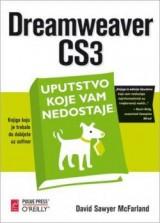 Dreamweaver CS3: uputstvo koje vam nedostaje