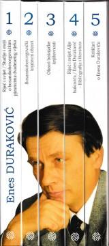 Enes Duraković izabrana djela 1-5
