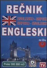Englesko-srpski / srpsko-engleski rečnik na CD