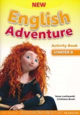 New English Adventure Starter B, Activity Book