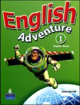 English Adventure 1, Pupils Book