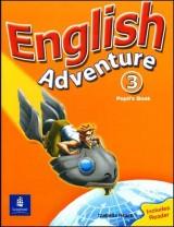 English Adventure 3, Pupils Book