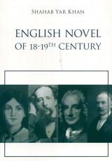 English novel of 8-19 th Century