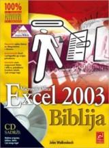 Excel 2003 Biblija