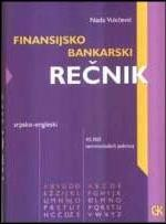 Financijsko-bankarski rečnik, srpsko/engleski