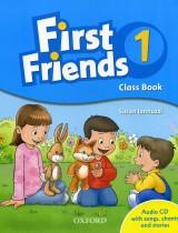 First Friends 1 Class Book + Audio CD