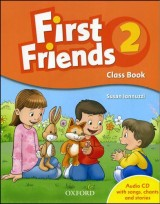 First Friends 2 Class Book + Audio CD
