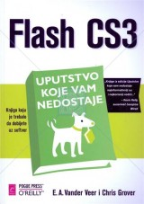 Flash CS3: uputstvo koje vam nedostaje