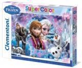 Frozen - 104 Puzzle SuperColor