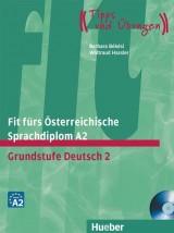 Fit fürs Österreichische Sprachdiplom A2, Lehrbuch mit integrierter Audio-CD