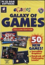 Galaxy of Games: Yellow Edition