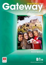 Gateway 2nd Edition B1+ Students Book Pack