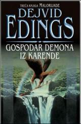 Gospodar demona iz Karende - treća knjiga Malorijade
