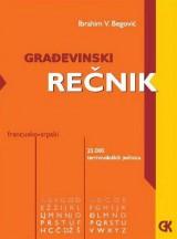 Građevinski rečnik francusko-srpski