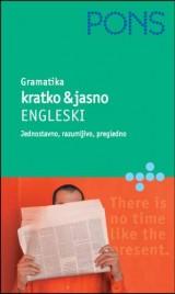 PONS Gramatika kratko i jasno - Engleski (Jednostavno izlaganje gramatike)