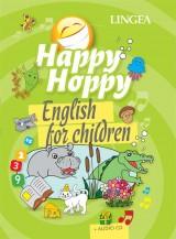 Happy Hoppy English for children + CD-e