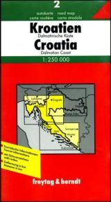 Auto karta: Hrvatska 2