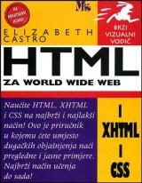 HTML za World Wide Web i XHTML i CSS