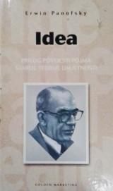 Idea - Prilog povijesti pojma starije teorije umjetnosti