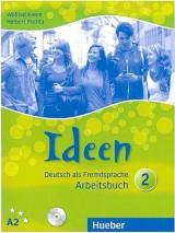 Ideen 2 Arbeitsbuch mit Audio-CD zum Arbeitsbuch A2