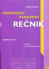 Finansijsko-bankarski rečnik, englesko-srpski