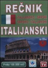 Italijansko-srpski / srpsko-italijanski rečnik na CD