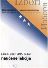 Lokalni izbori 2004: naučene lekcije