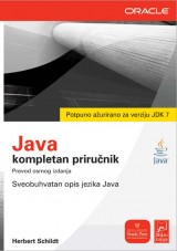 Java JDK 7 kompletan priručnik