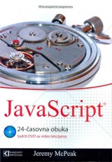 JavaScript 24-časovna obuka