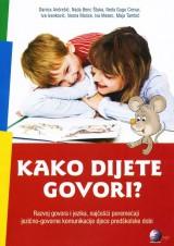 Kako dijete govori? - Razvoj govora i jezika, najčešći poremećaji jezično-govorne komunikacije djece predškolske dobi