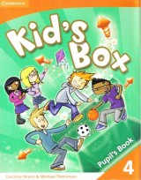 Kids Box 4 - Pupils Book