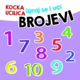Edukativna kocka učilica - Brojevi