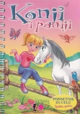 Konji i poniji - podsetnik za celu školsku godinu