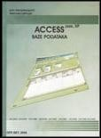 Access 2000, XP, Baze podataka