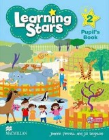 Learning Stars 2 Pupils Book Pack